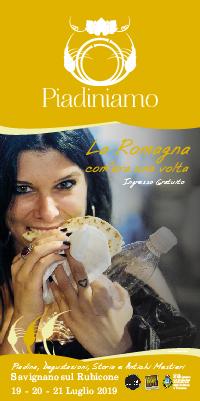 Piadiniamo la Romagna 2019