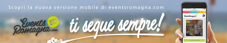 Versione mobile EventsRomagna.com