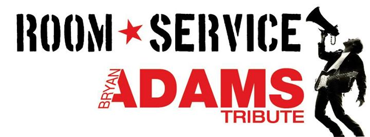 Bryan adams tribute room service a rimini 06 02 2015 - Bryan adams room service live in lisbon ...