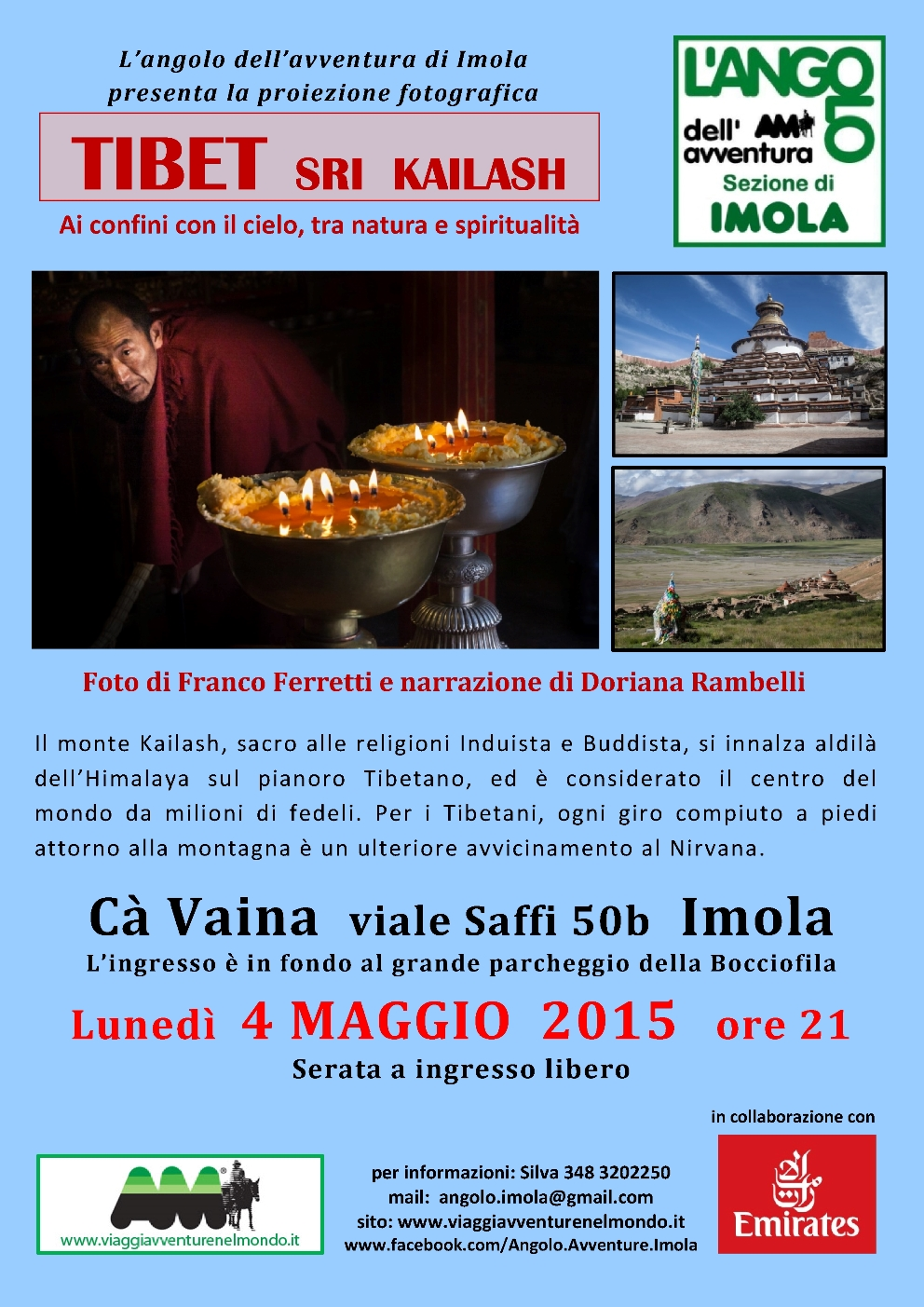 Angolo dell 39 avventura imola 04 05 2015 for Ferretti arredamenti imola