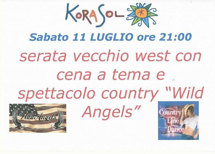 Wild angels al bagno korasol a ravenna lido di classe 11 for Bagno korasol