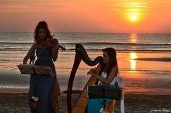 Albe musicali a cervia pinarella 02 08 2015 - Bagno sara beach pinarella ...