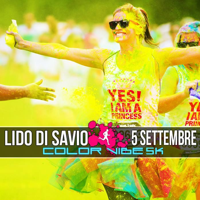 Color vibe italia lido di savio 2015 a ravenna 05 09 2015 - Bagno margarita lido di savio ...