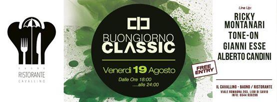 Buongiorno classic goes to il cavallino free entry a - Bagno cavallino lido di savio ...